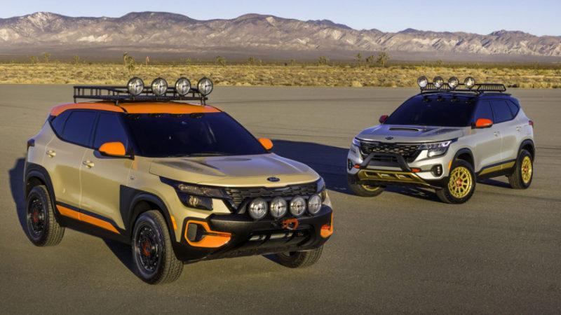 Какие версии КИА Селтос будут продаваться в США – двигатели и модификации X-Line
