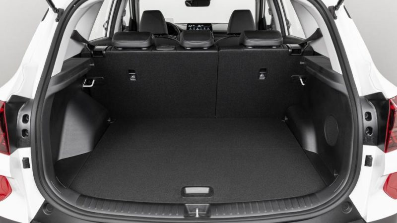 Багажник КИА Селтос – параметры, объем, удобство